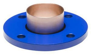 CTS Fabrication 2 in. CTS x Copper 150# Flanged Adapter CAN10