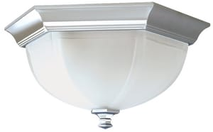 Mirabelle® Cordoba 7-1/8 in. 60 W 2-Light Medium Flush MIRCOFMLGT
