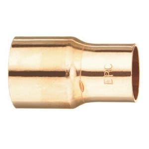 600-R Series 6 x 2 in. Copper Reducing Coupling CRCUK