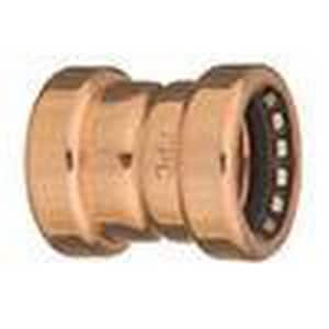 Elkhart Products Corporation Wrot Copper Coupling with Stop