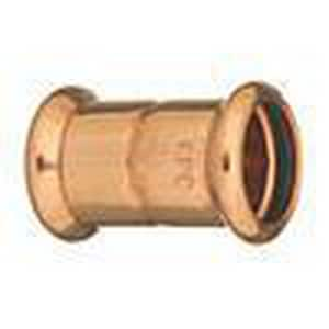 Apollo Conbraco 1-1/4 in. Wrot Copper Coupling with Stop CXCWSH