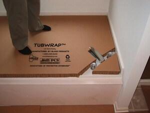 Blake Products Tubwrap™ 71-1/2 in. Bathtub Protection BTW7143