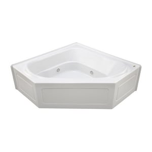 JACUZZI® Capella® 55 in. Optional Skirt in White J9917959