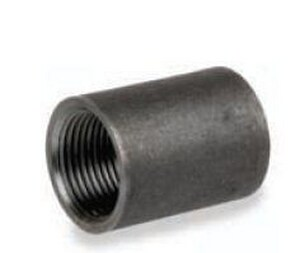 3/4 in. NPT Galvanized Wrot Steel Coupling SCIGWSCF