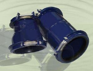 Hymax® NPS Carbon Steel Long Body Coupling K86256016P