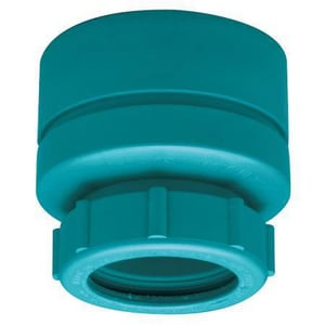 Zurn Corrosive Waste Drainage 3 x 1-1/2 in. Acid Waste Reducing Schedule 40 Polypropylene Coupling ZZ9AREDMJ