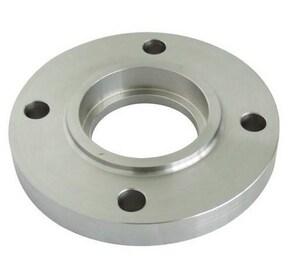 2-1/2 in. Socket Weld 150# 304L Stainless Steel Standard Raised Face Flange IS4LRFSWFL