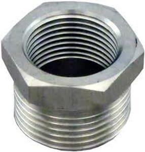 1-1/2 x 1 in. Threaded 150# 304 Stainless Steel Bushing DS4BSTBSP114JG