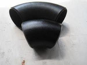 10 in. Weld Standard Carbon Steel 45 Degree Elbow GW410E