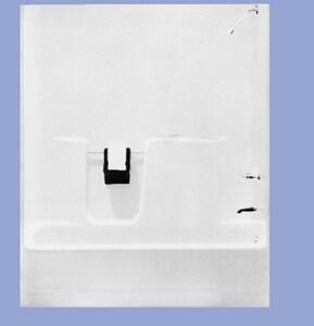 Georgia Bathware Atlantis 60 x 31 in. Right-Hand Fiberglass Reinforced Plastic Tub and Shower Unit in in White G56031R