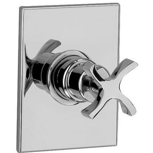 Fortis Siena 3-Way Diverter Valve with Single Cross Handle in Polished Chrome F8542500PC