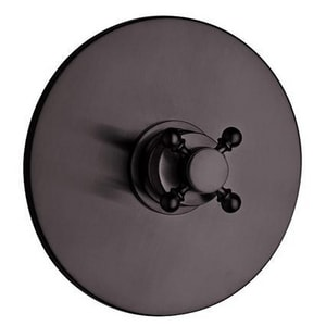 Fortis Caffe Shower Trim Only with Single Cross Handle in Tuscan Bronze F8868700TB