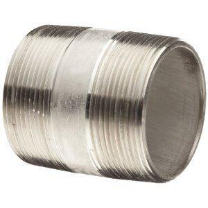 1 x 6 in. Weld Schedule 40 316L Stainless Steel Nipple IS46NGU
