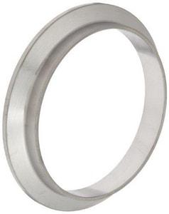 Topline Process Equipment 3 in. OD 304L Stainless Steel Short Ferrule T14WMP4M