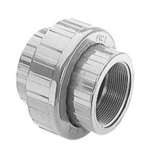 2000 Series 1/2 in. FIPT Straight Schedule 80 PVC Union with EPDM Seal S898005