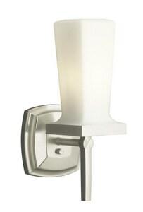 KOHLER Margaux® Single Sconce in Vibrant Brushed Nickel K16268-BN