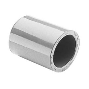 10 in. Socket Fabricated Straight Schedule 80 PVC Coupling S829100F