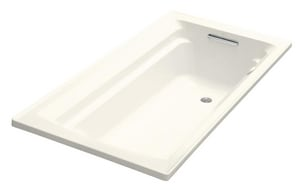 Kohler Archer® 60 x 43-1/4 in. Tub and Shower with Right Hand Drain K1122-G