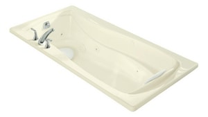 Kohler Mariposa® 60 x 30 in. Tub and Shower with Left Hand Drain K1257
