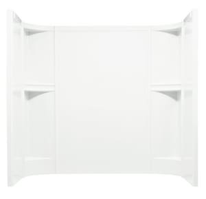 Sterling Accord® 60 x 73-1/4 in. Tub & Shower Wall  in White S712441060