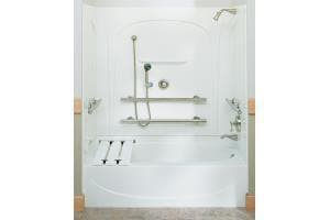 Sterling Acclaim® 60 x 30 in. Tub and Shower in White S710921030