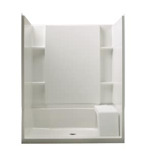 Sterling Accord® 60 x 76 in. Tub & Shower Wall  in White S711641060