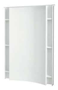 Sterling Accord® 48 x 36 in. Backwall Accord in White S722621000