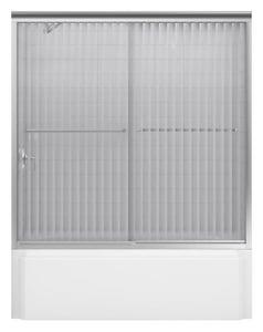 KOHLER Fluence® 58-5/16 in. Fluence Bypass Bath Door Fallin in Matte Nickel K702200-G54-MX