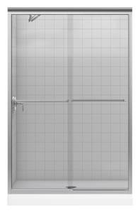 KOHLER Fluence® 70-5/16 in. Sliding Shower Door in Matte Nickel K702208-L-MX