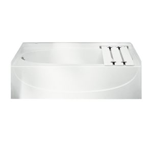 Sterling Acclaim® 60 x 30 in. Tub and Shower with Left Hand Drain in White S710911140