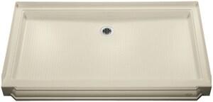 Kohler Memoirs® 60 in. Rectangle Shower Base in White K9568
