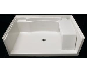 Sterling Accord® 60 in. Rectangle Shower Base in White S722911000