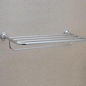 ROHL® Cisal Towel Shelf in Polished Chrome RCIS10APC