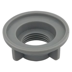 Lincoln Products® 1/2 in. Bagged Plastic Locknut LIN129678
