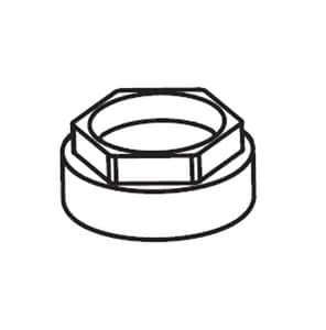 Pfister Brass Lock Nut for Price Pfister 6308A P9620070