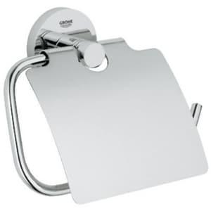 Grohe Essentials Wall Mount Toilet Tissue Holder in Brushed Nickel G40367EN0