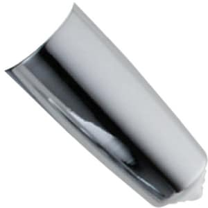 Delta Faucet Innovations 4-9/10 in. Metal Handle Insert in Polished Chrome DA62