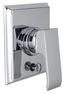 ROHL® Caswell™ Pressure Balancing Trim with Diverter and Single Lever Handle in Polished Chrome RCA2215LM