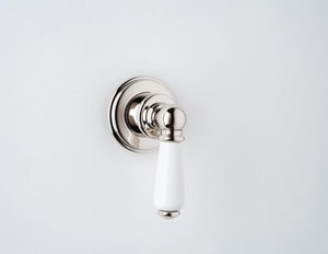 ROHL® Perrin & Rowe® Single Lever Handle Concealed Wall Valve in Polished Nickel RU3240LPNTO