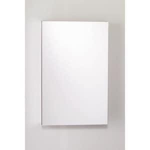 Robern 19-1/4 x 30 in. Flat Plain Medicine Cabinet RMT20D4FPN