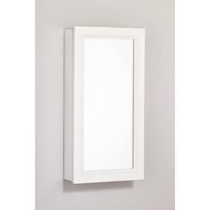 Robern 20 X 30 In Single Door Mirror Medicine Cabinet