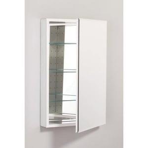 Robern Pl Series 20 X 30 In Single Door Plain Beveled Mirror