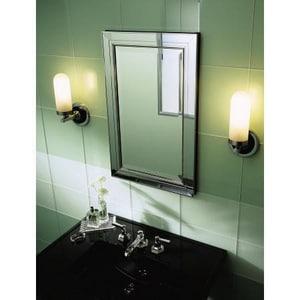 Robern Safeseal 20 X 30 X 4 In Door Beveled Mirror Medicine