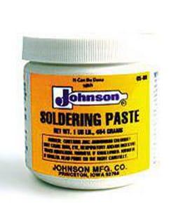 Johnson Manufacturing 1 lb Flux J0510