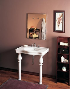 Jensen Metro Deluxe 25-1/8 in. Recessed Mount Medicine Cabinet in Basic White R52WH254DP