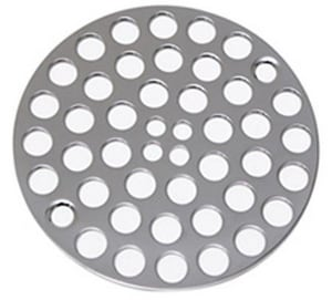 Mountain Plumbing Products 4 in. Round Shower Grid in Brushed Bronze MMT238PVDBB