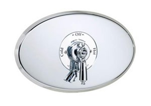 Symmons Industries Remodel Cover Plate in Polished Chrome SYMRC
