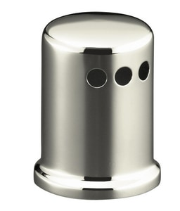 Kohler 1-13/16 in x 1-3/4 in. Air Gap in Vibrant Polished Nickel K9111-SN