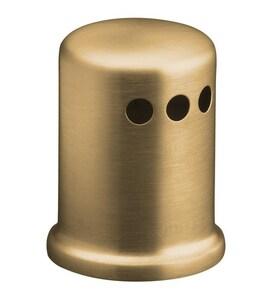 Kohler 1-13/16 in x 1-3/4 in. Air Gap in Vibrant Brushed Bronze K9111-BV