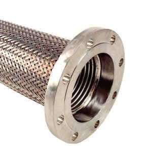 Southeastern Hose Stainless Steel Flange Flexible Connector SSECF